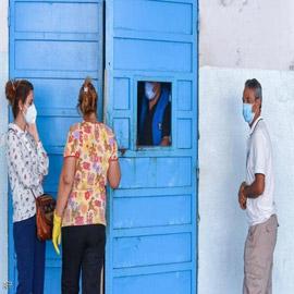 جنوب تونس يسجل معدل إصابات بكورونا لم تشهدها الهند