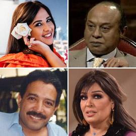 نجوم سبقوا ياسمين عبد العزيز في الوقوع ضحايا للأخطاء الطبية