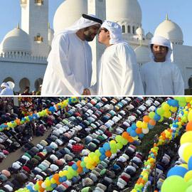 صور: تعرفوا إلى أشهر عادات العرب بالاحتفال في عيد الأضحى