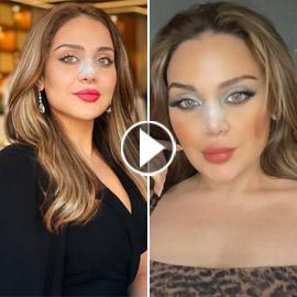 فيديو ابنة هيفاء وهبي تستعرض شعرها الأشقر.. لمن قالت (اشتقتلكن)؟