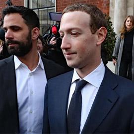 مؤسس فيسبوك يتصدر قائمة أعلى تكاليف الحماية الشخصية لرؤساء شركات  ..