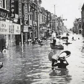 خلال هذا العام.. قتل فيضان هائل مليوني صيني!