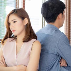 5 علامات تدل على انتهاء علاقتك مع زوجك