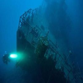 صور :العثور على حطام سفينة مصرية قديمة غرقت قبل 2200 عام.. علماء:  ..