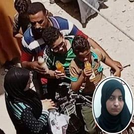 مصرية تقتل أطفالها بالسم من أجل عشيقها!