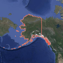 زلزال عنيف بقوة 8.2 درجة يهز شبه جزيرة ألاسكا.. وتحذير من تسونامي!