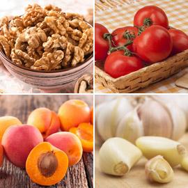 إليكم أفضل 10 أغذية لتحسين صحة الرئتين والحفاظ عليهما
