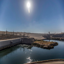 مصر تعلن تزايد منسوب مياه النيل والسد العالي.. وهذا السبب
