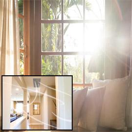 فتح النوافذ خطأ!.. 7 حيل للحفاظ على المنزل باردا من دون جهاز تكييف