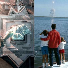 10 صور تظهر الأحداث والأماكن التاريخية الشهيرة من زاوية غير متوقعة