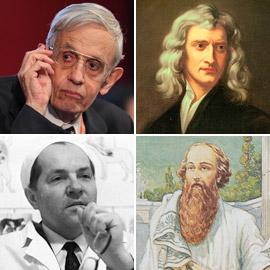 صور: قصص لا يصدقها العقل عن جنون بعض أشهر العلماء بالتاريخ!