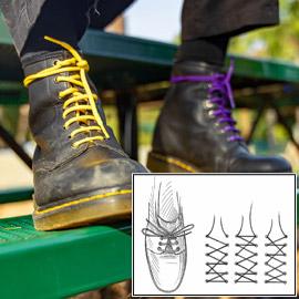 أربطة الأحذية أغرب وسيلة للتخابر.. استخدمتها أمريكا لإرسال شفرات سرية