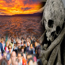 دراسة تضع تاريخا محتملا لانقراض البشرية على الأرض بسبب الأوبئة