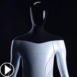 فيديو: إيلون ماسك يعلن عن إطلاق أول روبوت بشري من طراز (تسلا بوت)