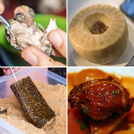 فطائر الدم والخفافيش المقلية.. إليكم أقرف 10 أطباق في العالم! صور