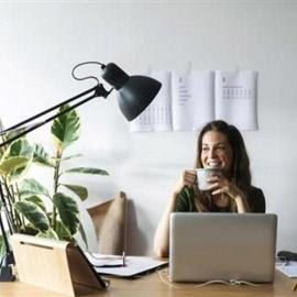 كيف تحصل على إضاءة جيدة لمكتبك المنزلي؟