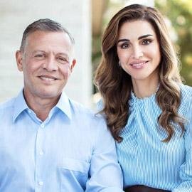 في عيد ميلادها الـ51.. قصة حب الملكة رانيا والملك عبد الله من أول نظرة