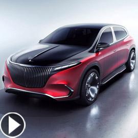 فيديو وصور: مرسيدس تقلب عالم السيارات الكهربائية بـ
