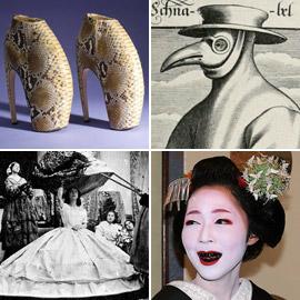 أسنان سوداء وأقنعة الطيور.. إليكم أغرب 10 اتجاهات للموضة عبر التاريخ