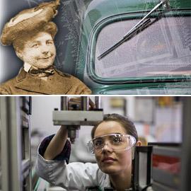 ماسحات زجاج السيارات.. إليكم 10 اختراعات وابتكارات من صنع النساء
