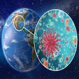 عالم فلك أمريكي يطلق تنبيها.. فيروسات محتملة خارج كوكب الأرض!