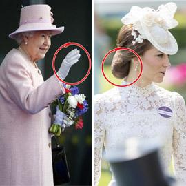 حيل وإكسسوارات تستخدمها نساء العائلة البريطانية المالكة لمظهر مثالي