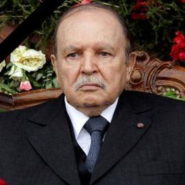 وفاة الرئيس الجزائري السابق عبد العزيز بوتفليقة عن عمر 84 عاما
