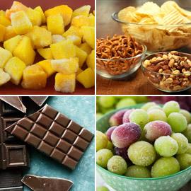 10 أطعمة يمكن تجميدها قبل تناولها لتجربة تذوق غريبة وغير مسبوقة