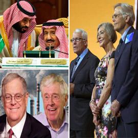 بينها عائلة عربية.. تعرفوا إلى أكثر العائلات ثراء بالعالم خلال 2021