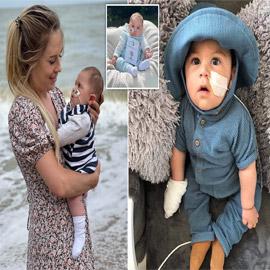 طفل لم يبكِ منذ وُلد! مرض نادر بدون اسم يحرم مولودا من حالته الطبيعية