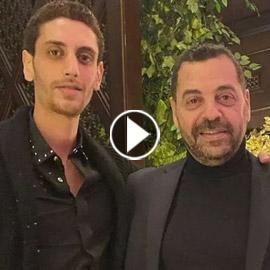 فيديو: 3 عمليات جراحية لعمر طارق العريان بعد شجاره بملهى ليلي بسبب  ..
