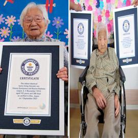 أكبر توأم بالعالم (107 أعوام) تدخلان موسوعة غينيس.. عاشتا قصة مؤثرة