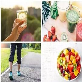 6 أشياء يجب فعلها بعد تناول أطعمة غنية بالكوليسترول