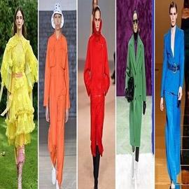 5 ألوان تهيمن على أزياء الخريف هذا العام