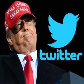 الرئيس السابق ترامب يلجأ للقضاء لإجبار تويتر على إعادة حسابه