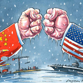 حرب باردة تشتعل بين أميركا والصين