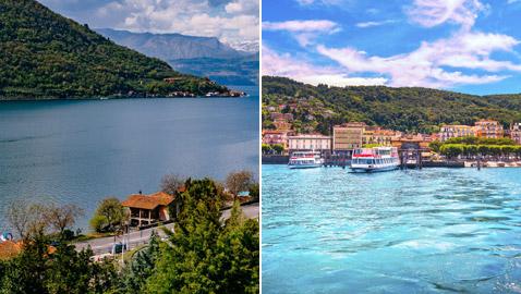 بالصور: إليكم جولة سياحية ربيعية في أجمل البحيرات الإيطالية