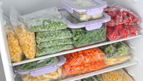 طرق تخزين الأطعمة لرمضان