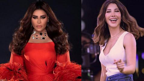 نجوم عرب يتصدرون قائمة فوربس للأكثر استماعاً منهم عمرو دياب، نانسي عجرم، احلام، لمجرد وتامر حسني