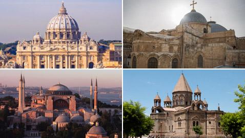 بالصور تعرفوا إلى أقدم كنائس العالم رحلة عبر التاريخ والقداسة