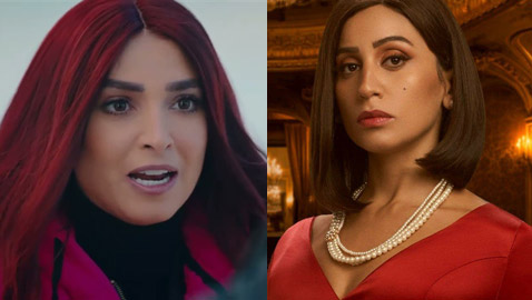 6 فنانات ظهرن بشعر مستعار في دراما رمضان 2021