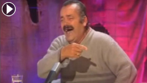 وفاة الإسباني إل ريسيتاس صاحب الضحكة الأشهر على الإنترنت
