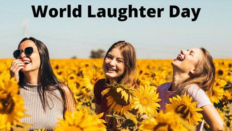 يوم الضحك العالمى..: يضفي عليك جمالا وتألقًا ويساهم في تنزيل الوزن الزائد