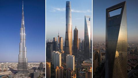 بالصور: تعرفوا إلى 10 من أطول المباني والأبراج في العالم