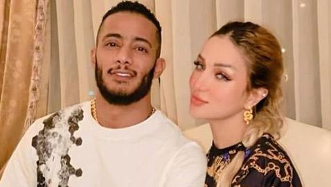 محمد رمضان يحسم الجدل حول إنفصاله عن زوجته