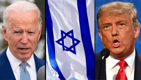 ترامب: بايدن ضعيف.. وهذا ما عليه فعله مع إسرائيل!