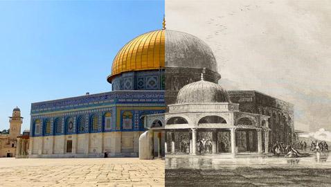 تعرفوا على أبواب المسجد الأقصى الـ15 وتاريخها ومن أين جاءت أسماؤها!