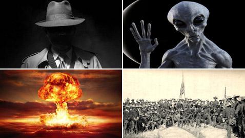 أمريكا استعانت بعلماء هتلر.. 9 نظريات مؤامرة تبي ن أنها حقيقية صحيحة