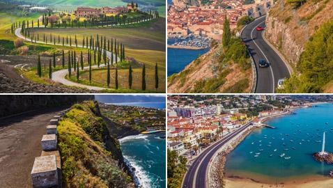 بالصور: إليكم أفضل رحلات السيارة البرية في العالم