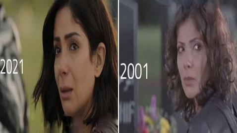 الممثلة المصرية منى زكي قبل 20 عاما.. هل تغيرت كثيرا؟